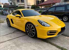 Porsche Cayman 2.7 PDK 2013 Full Option