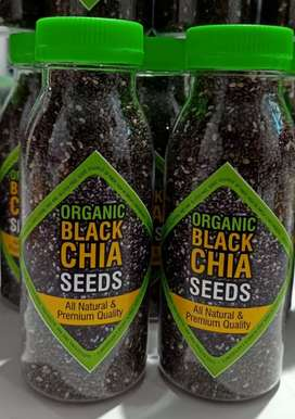 Black Chia Seed 80 gram