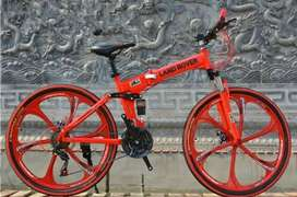 Land Rover foldable Cycle available for Sale in