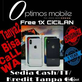 internasional iPhone x 64[GB] Bisa Kredit