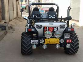 All Jeep modified in Punjab