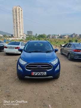 Ford Ecosport EcoSport Titanium Plus 1.5 TDCi BE, 2018, Diesel