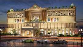 LDA Approved Ekana Mall Shop On cricket stadium Saheedpath SBI Loan
