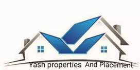 On road lalpur 2bhk flat urgent sell