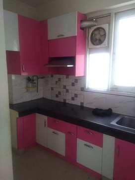 2bhk semi furnished flat for rent in Gaur Chowk Gr Noida west