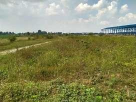 Tanah di Wringinanom  Gresik untuk industri,pabrik atau gudang