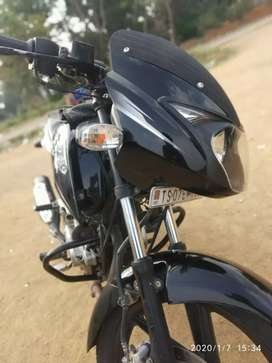 BIKE IS WITHNFULL DOCUMENTS AND EXCELLENT CONDITION