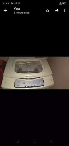 Videocon Washing Machine 5.5kg.