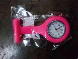 Jam saku perawat bahan silicon