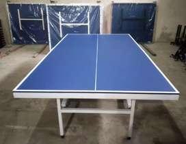 Lapangan tennis meja pingpong lipat bahan mdf