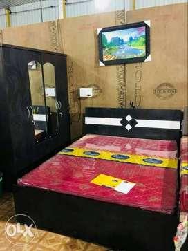 Fancy and attractive Bedroom set.