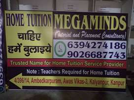 Home tutors