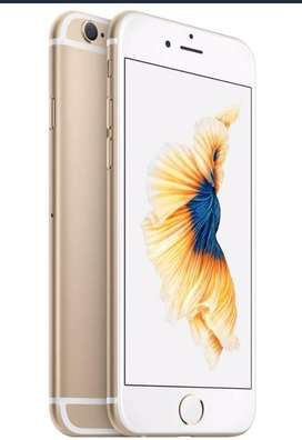 Iphone 6s 64 GB Gold in Good Condition