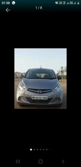 Hyundai EON 2014 Petrol 45000 Km Driven