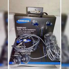 Headset samsung akg with packing