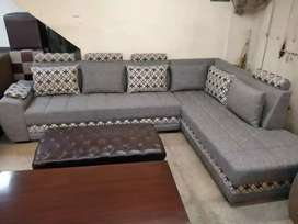L Shape SofaSets Available in Reasonable Price