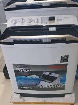 Mesin Cuci Toshiba Ultra Spin 12 KG Luxury