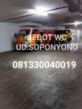 Sedot wc Turi Lamongan Soponyono