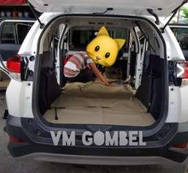 Minggu tetep buka sedia carpet dasar AN Rush Xpander Mobilio Avanza