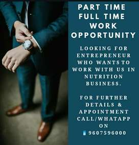 Any One Can Work with us In Full Time / Part Time Earn Good Income