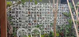 Roster beton ventilasi