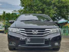 Honda All New City 1.5 E Matic 2013