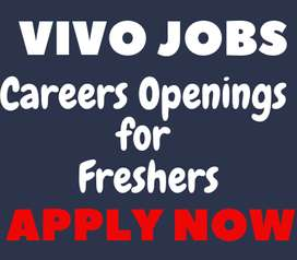 VIVO process Hiring For Sales /Back Office jobs / Telecaller in NCR