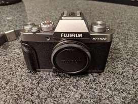 Kredit Kamera Fuji Film X-T100 Mudah & Cepat Dp 930rb