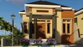 Rumah Baru Type 46 di Lamjamee