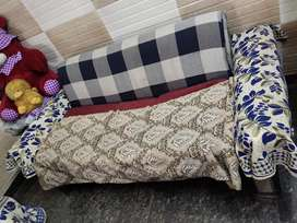 Sofa come bed for cash on delivery
