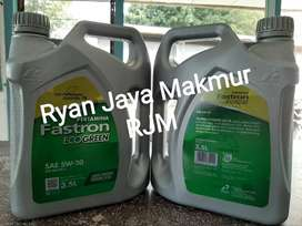 New Product Oli Mobil Pertamina Fastron Eco Green 5W-30 3.5L ORIGINAL