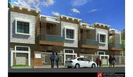New duplex sanjivani nagar me 3 bhk tncp