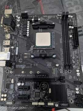 Ryzen 5 1600 dan Motherboard B350