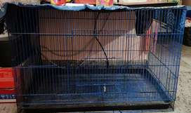 Metal home for dogs or pets