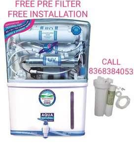 Brand New Aquafresh  RO UV UF TDS Water purifier at wholesale price
