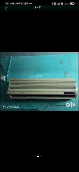LG 1.5 ton Air condition