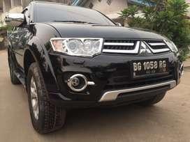 (DP55) Pajero Dakar 4x2 2011 A/T Facelift mesin aman body mulus !!