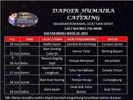 Catering Harian Keluarga Bandar Lampung