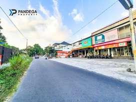Jual Tanah 700 m2  Tepi Jalan Raya Cocok Usaha, Kantor, Rumah Mewah
