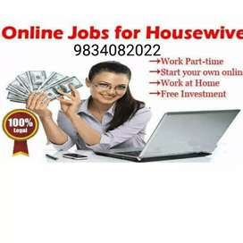 Hurry !Here we have online data entry job for you, work from home