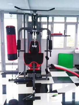 Alat olahraga home gym kokoh anti gores ready 17