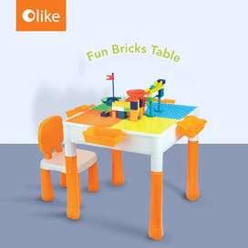 Olike Fun Bricks Table