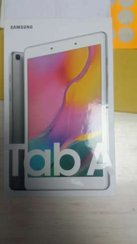 Brand new Samsung A8 tablet with 1 year warranty