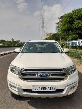 Ford Endeavour 2.2 Titanium AT 4X2, 2016, Diesel