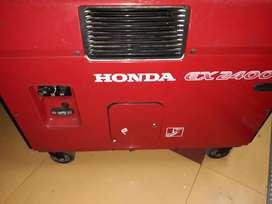 Honda Generator EXK2400s SELF-START  VeryLessused forSALE in Thrissur