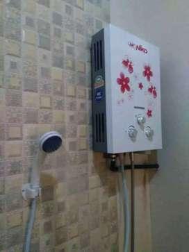 Baru Water Heater Niko _ Air Hangat Otomatis