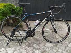 Dijual Road Bike Mosso Ultimate Evo (Sora)