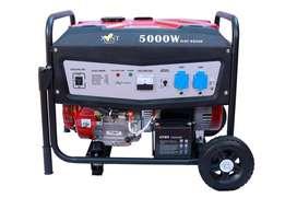 XLNT-6500E 5000 Watt Gasoline Generator with Electric Start
