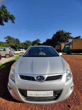 Hyundai i20 2009-2011 Magna, 2009