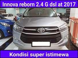 Toyota innova reborn 2.4 G diesel automatic /at 2016 terawat